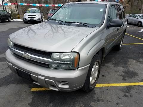 2003 Chevrolet TrailBlazer for sale in Leominster, MA