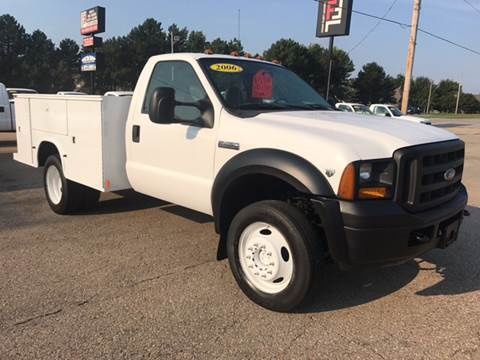 2006 Ford F-450 Super Duty for sale in Topeka, KS