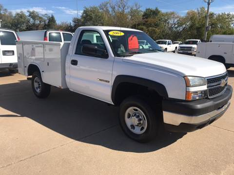 2007 Chevrolet C/K 2500 Series for sale in Topeka, KS