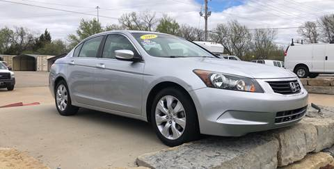 2009 Honda Accord for sale in Topeka, KS