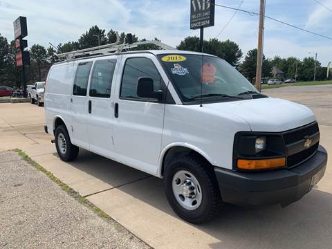 2015 Chevrolet Express Cargo for sale in Topeka, KS