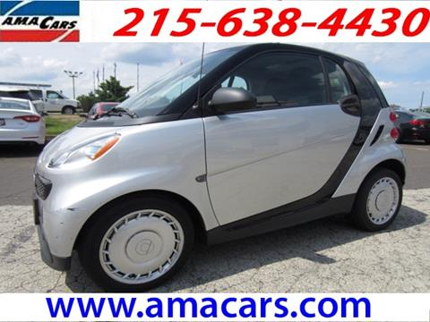 2013 Smart fortwo for sale in Trevose, PA