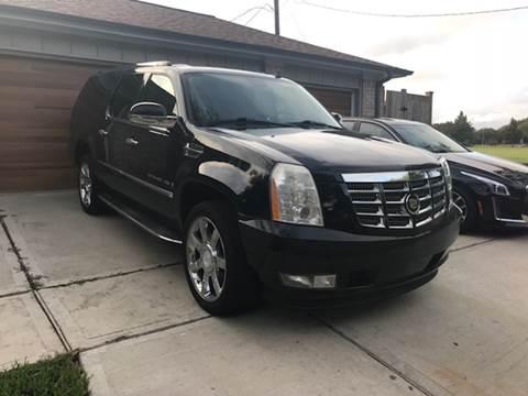 2008 Cadillac Escalade ESV for sale in Houston, TX