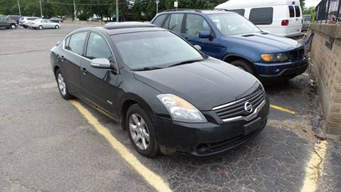 2008 Nissan Altima Hybrid for sale in East Windsor, CT