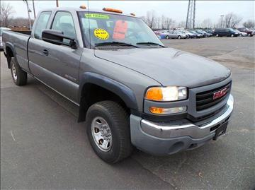 2006 GMC Sierra 3500 for sale in East Windsor, CT