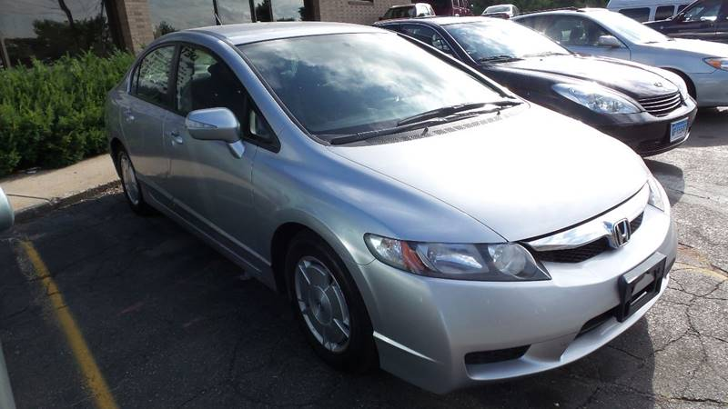 2009 Honda Civic Hybrid 4dr Sedan   East Windsor CT