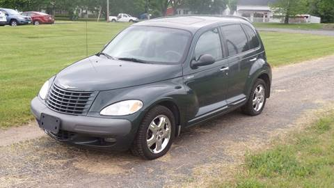 2001 Chrysler PT Cruiser for sale in East Windsor, CT