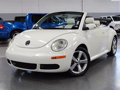 2007 Volkswagen New Beetle for sale in Addison, IL