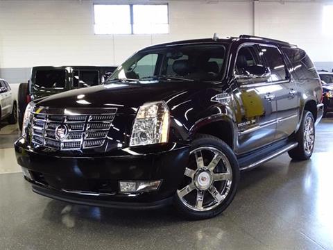 2014 Cadillac Escalade ESV for sale in Addison, IL