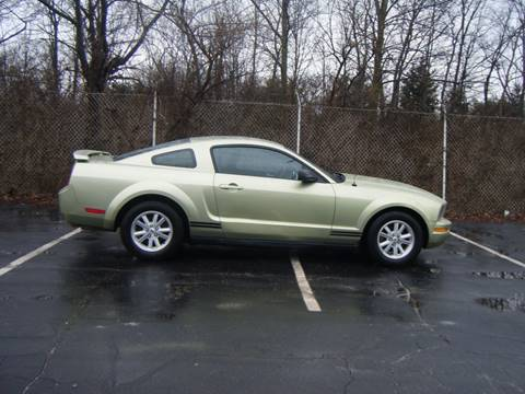 2006 Ford Mustang for sale in Camby, IN