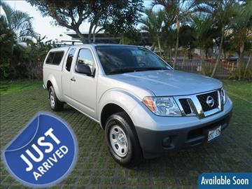 2015 Nissan Frontier for sale in Waipahu, HI