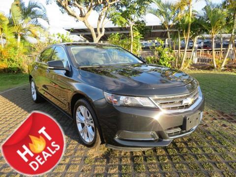 2014 Chevrolet Impala for sale in Waipahu, HI