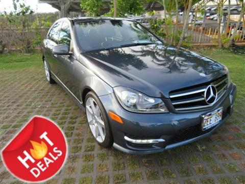 2014 Mercedes-Benz C-Class for sale in Waipahu, HI