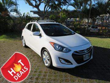 2013 Hyundai Elantra GT for sale in Waipahu, HI