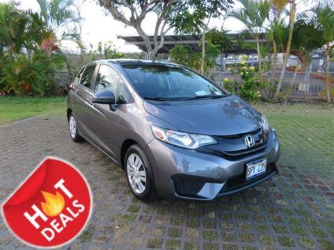 2015 Honda Fit for sale in Waipahu, HI