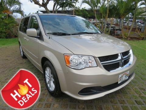 2014 Dodge Grand Caravan for sale in Waipahu, HI