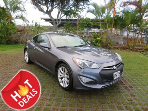 2014 Hyundai Genesis Coupe for sale in Waipahu, HI