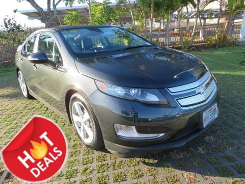 2014 Chevrolet Volt for sale in Waipahu, HI