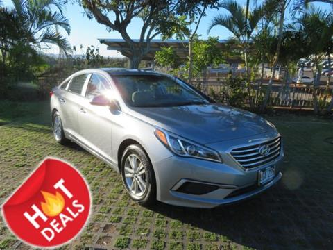 2016 Hyundai Sonata for sale in Waipahu, HI