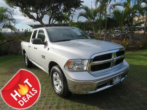 2016 RAM Ram Pickup 1500 for sale in Waipahu, HI