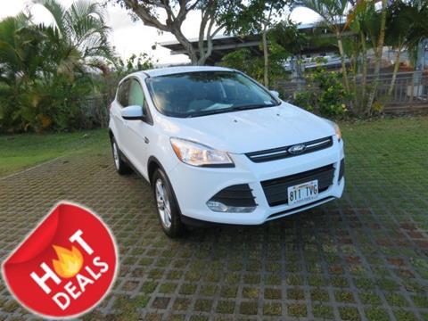 2013 Ford Escape for sale in Waipahu, HI