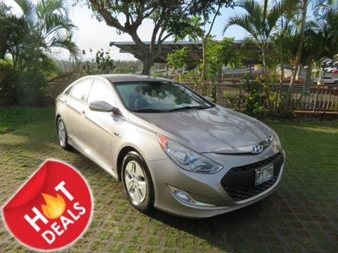 2011 Hyundai Sonata Hybrid for sale in Waipahu, HI