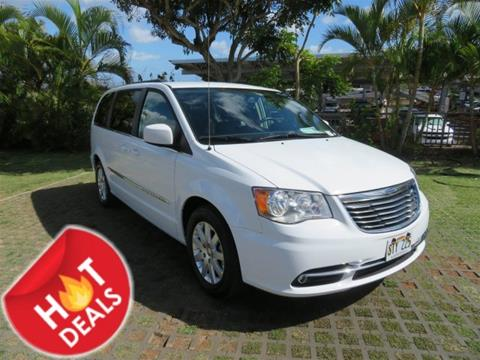 2016 Chrysler Town and Country for sale in Waipahu, HI