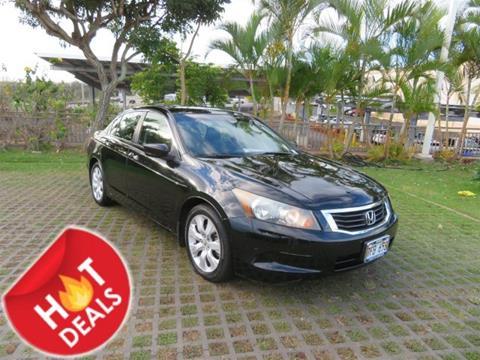 2010 Honda Accord for sale in Waipahu, HI