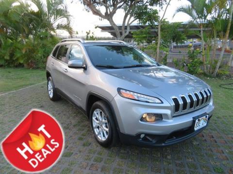 2016 Jeep Cherokee for sale in Waipahu, HI