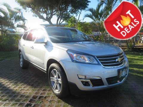 2016 Chevrolet Traverse for sale in Waipahu, HI