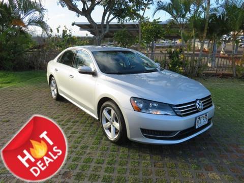 2014 Volkswagen Passat for sale in Waipahu, HI