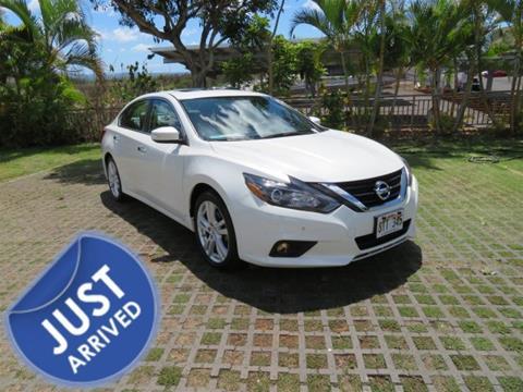 2016 Nissan Altima for sale in Waipahu, HI