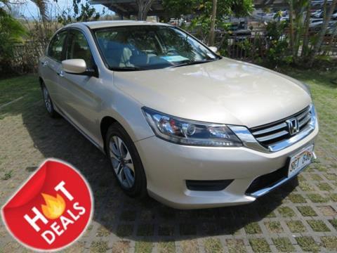 2014 Honda Accord for sale in Waipahu, HI