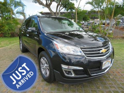 2015 Chevrolet Traverse for sale in Waipahu, HI