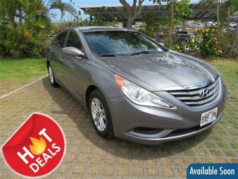 2012 Hyundai Sonata for sale in Waipahu, HI