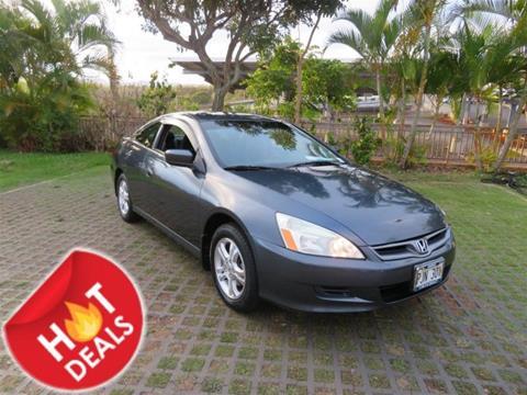 2007 Honda Accord for sale in Waipahu, HI