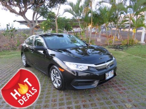2016 Honda Civic for sale in Waipahu, HI