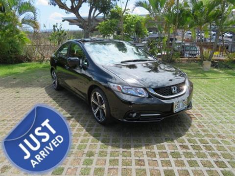 2015 Honda Civic for sale in Waipahu, HI