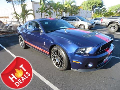 2011 Ford Shelby GT500 for sale in Waipahu, HI