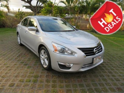 2014 Nissan Altima for sale in Waipahu, HI