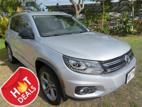 2017 Volkswagen Tiguan for sale in Waipahu, HI