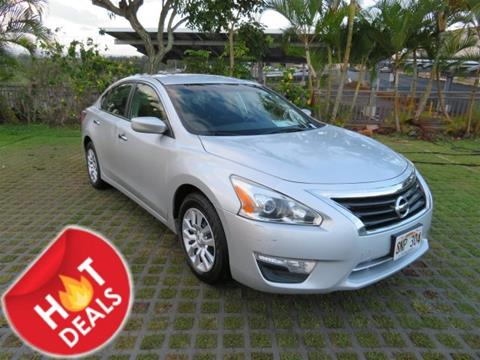 2013 Nissan Altima for sale in Waipahu, HI