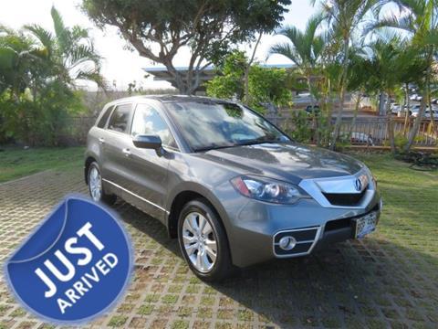 2011 Acura RDX for sale in Waipahu, HI