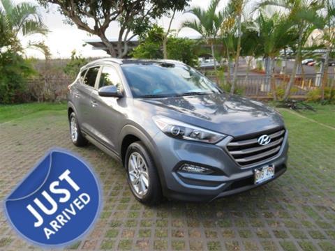 2016 Hyundai Tucson for sale in Waipahu, HI