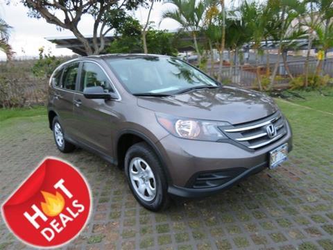 2014 Honda CR-V for sale in Waipahu, HI