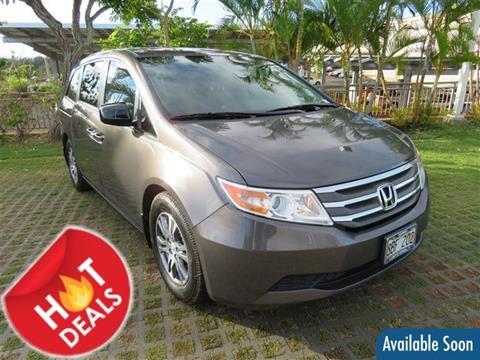 2013 Honda Odyssey for sale in Waipahu, HI