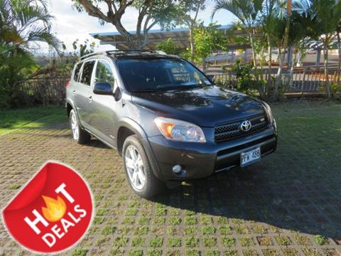 2007 Toyota RAV4 for sale in Waipahu, HI