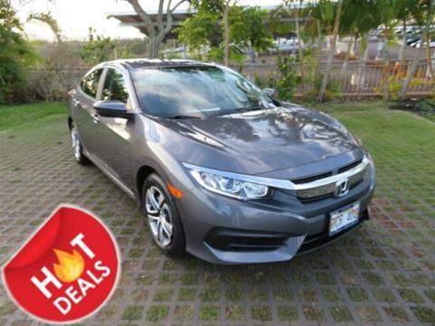 2017 Honda Civic for sale in Waipahu, HI