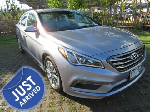 2015 Hyundai Sonata for sale in Waipahu, HI