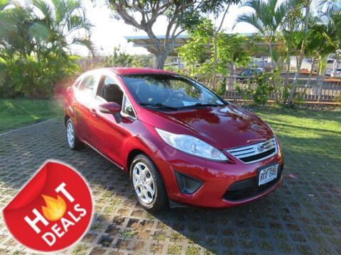 2013 Ford Fiesta for sale in Waipahu, HI